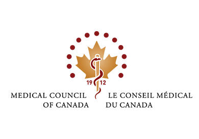 Medical Council of Canada logo