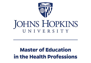 Master of Education in Health Professions logo